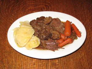 Polish Pot Roast
