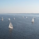 Sailboat Race on the St. John's River